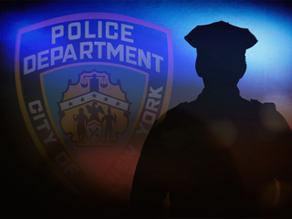 NYC officer does CPR, saves unresponsive baby