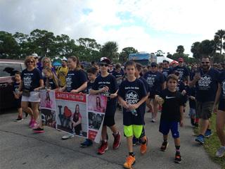 22nd annual Buddy Walk in Lake Worth