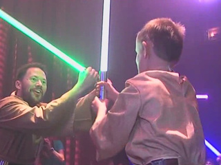 7-year-old granted special Star Wars Make-a-Wish