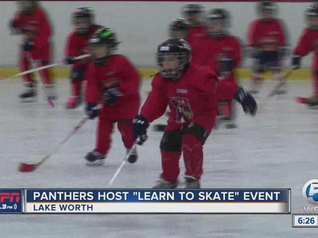 Florida Panthers host