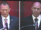 Mast, Perkins debate for District 18 race