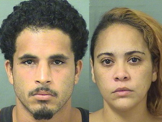Man, woman charged in Lake Worth homicide