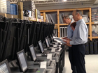 Martin Co. tests equipment ahead of Election Day