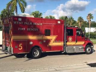 Man injured in West Palm Beach shooting