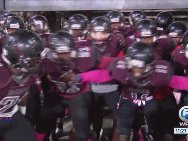 Palm Beach Lakes takes down Forest Hill, 20-14