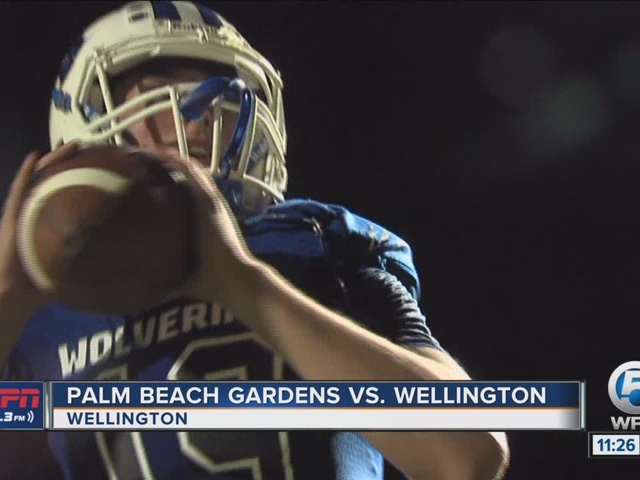 Wellington outlasts Palm Beach Gardens, clinches district championship