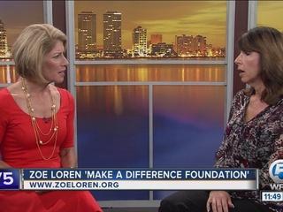 Zoe Loren 'Make a Difference' 5K Walk/Run