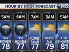 More fast rainfall, cooler nights begin tonight