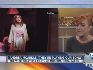 Andrea McArdle starring in play in Boca Raton