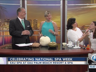 Deals offered for National Spa Week