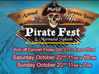 Pirate Fest this weekend in Boynton Beach