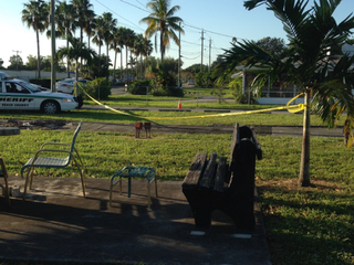 Man shot during domestic dispute in Lake Worth