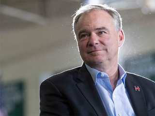 Kaine says Clinton will try to work with GOP