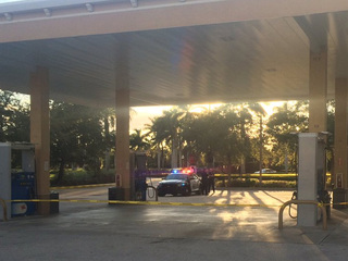 Police search for shooter in Palm Beach Gardens