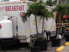 Shooting, pistol whipping hurts 2 at restaurant
