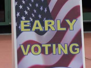 Long lines during Treasure Coast early voting