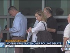 Long lines for early voting continue
