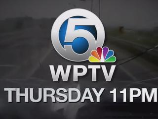 Thursday at 11 p.m.: Dangerous road debris
