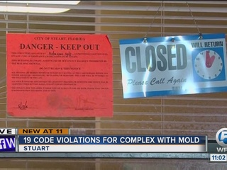 More code violations for Astorwood Apartments