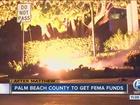 Palm Beach County to get FEMA funds