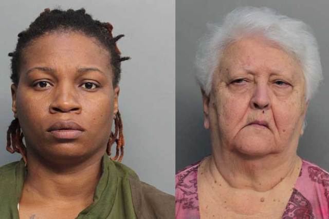 Florida women accused of election fraud