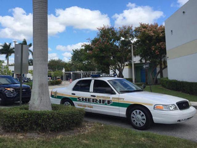 Deputies Broward County Elementary Student Brings Gun To School