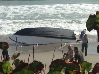 2 Boaters Die After Vessel Capsizes Near Jupiter Inlet