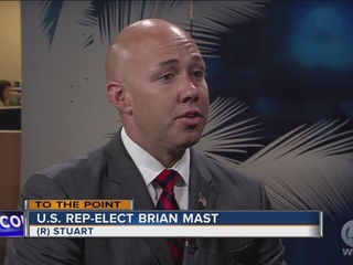 To the Point: Brian Mast, Nov. 13, 2016