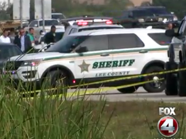 Passerby shoots, kills suspect fighting with deputy