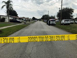 Two men shot in Riviera Beach