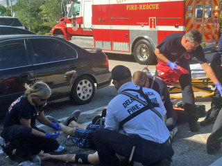 Firefighters struggle to keep up with overdoses