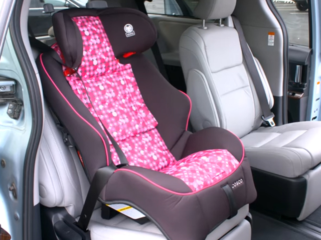 When Were The First Child S Car Seats Made