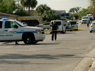3 people shot in Riviera Beach drive-by Saturday