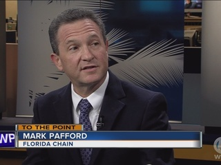 To the Point: Mark Pafford of Florida Chain