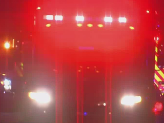 Residents return to homes after gas leak, fire