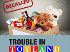 Dangerous recalled toys still being sold
