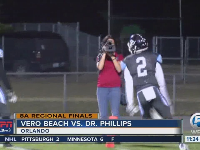 Vero Beach falls to Dr. Phillips in regional final