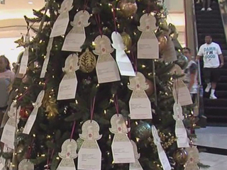 Angel Trees up and in need of donors