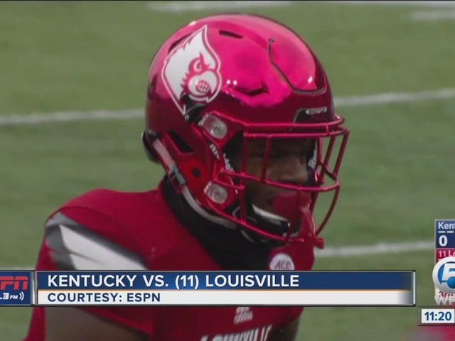 Lamar Jackson's turnover-riddled day results in loss to rival Kentucky