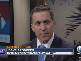To the Point: PBC State Attorney Dave Aronberg