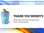 $2 gift gets you free Wendy's Frostys for a year