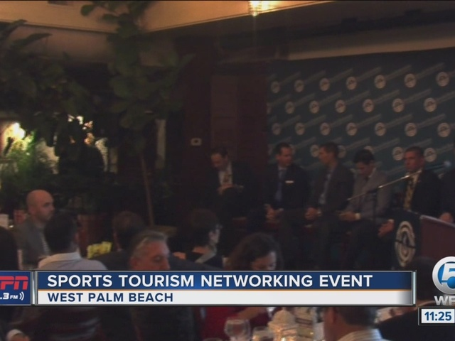 Jewish Federation Sports Tourism Networking Event