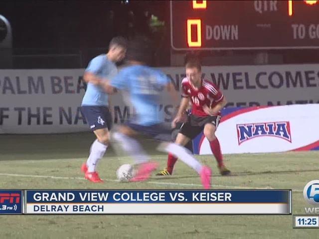 Keiser's Season Comes To An End