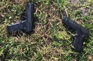 Police speak on Boynton BB gun incident