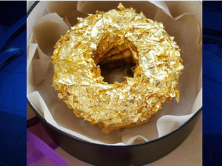 $100 golden donut coming to South Florida