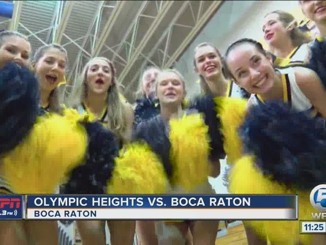 Boca knocks off Olympic Heights