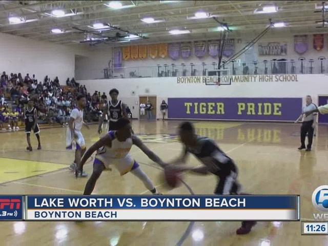 Lake Worth takes down Boynton Beach