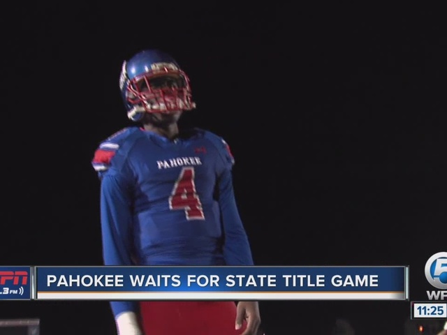 Pahokee Prepares For State Title Game