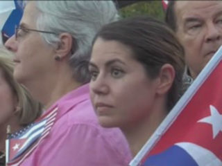 Thousands rally in Miami for Cuba freedom