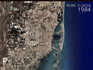 Google Earth Timelapse lets you go back 32 years